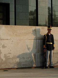 The guard   by Gianpietro83