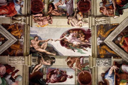 Sistine Chapel | by robertsharp