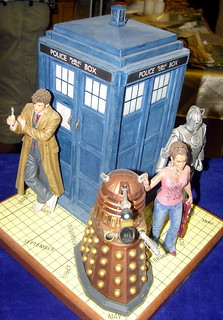 """Doctor Who and """"Friends"""" 