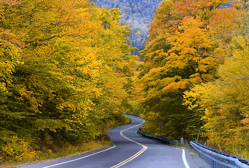 autumn fall landscape scenery vermont unitedstates scenic newengland scene foliage stowe 2009 vt smugglersnotch vermonth