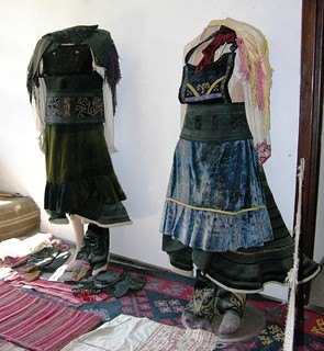 North Albanian Women's Costumes, Prizren League Museum Complex, Prizren, Kosovo