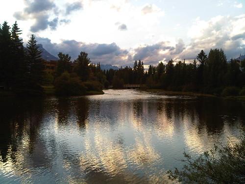 Policeman's Creek, Canmore, Alberta, Canada
