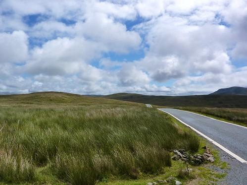Empty Road II, Snowdonia (16/07/2010)