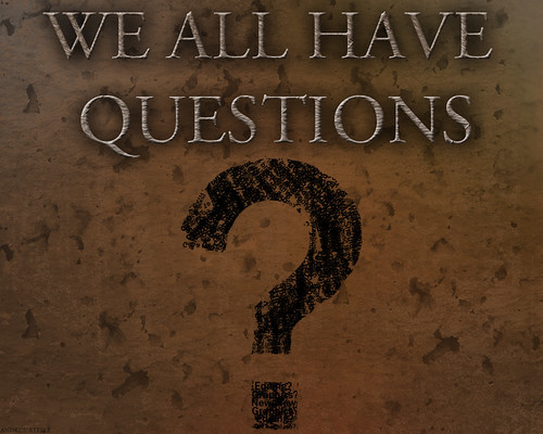 questions | by Enderst07