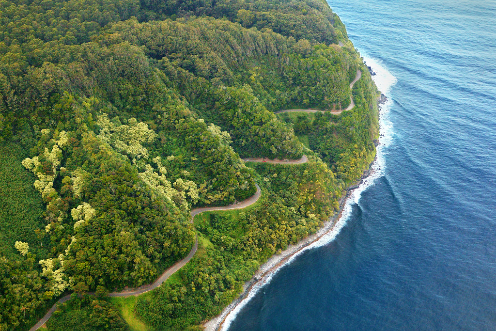 Road to Hana | This is the famous 'Road to Hana' in Maui, Ha… | Flickr