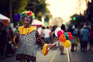 Clown Hearts You