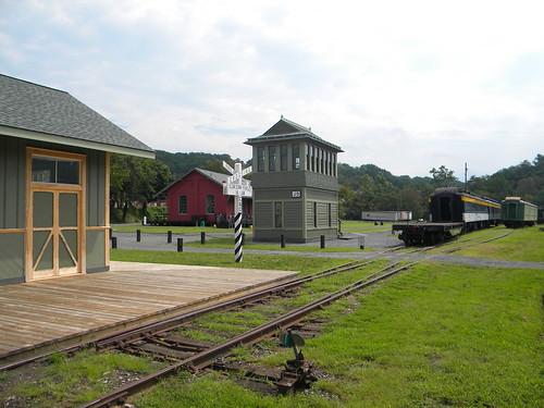 transportation chesapeakeandohio railroadscenes