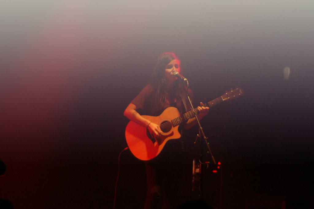 Lights | Lights Acoustic Tour Vienna, Virginia 8/1/10 i bare… | Flickr