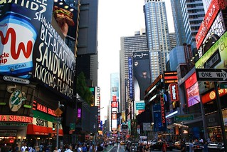 Times Square 2 | by MFCarter