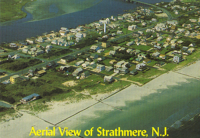 New Jersey Real Estate Ad Postcard