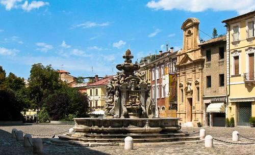 Piazza del Popolo, Cesena | by redcloud80