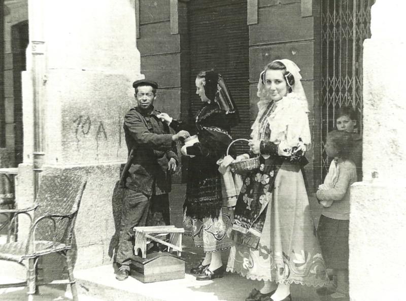 Mayoral Encinar. Ávila. Fiesta de la Flor.