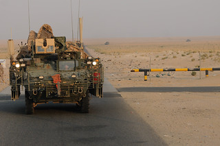 Fierce Company completes different kind of mission this deployment, as part of historic last combat brigade to leave Iraq