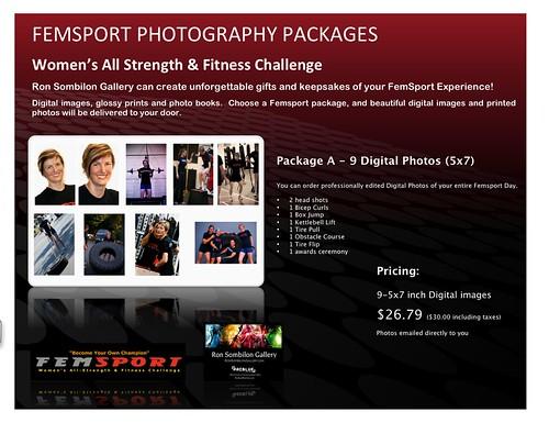 FEMSPORT PHOTOGRAPHY PACKAGES -http://www.femsport.tv/sombilon.html   by SOMBILON STUDIOS - www.SOMBILON.com
