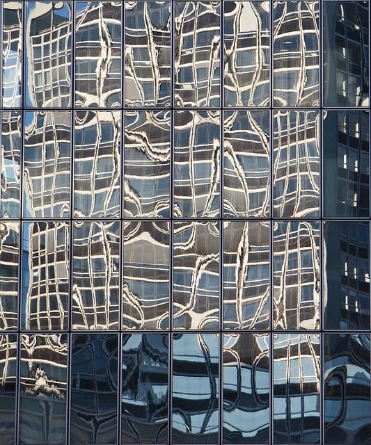 Reflets sur La Défense (5)
