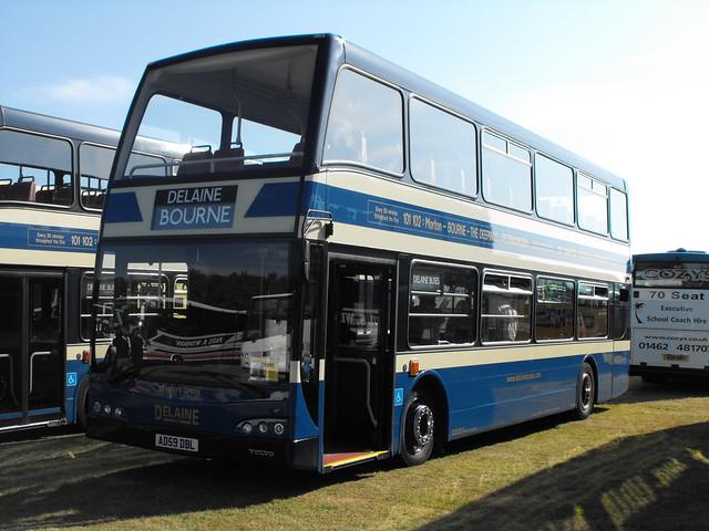 145, AD59 DBL, Volvo