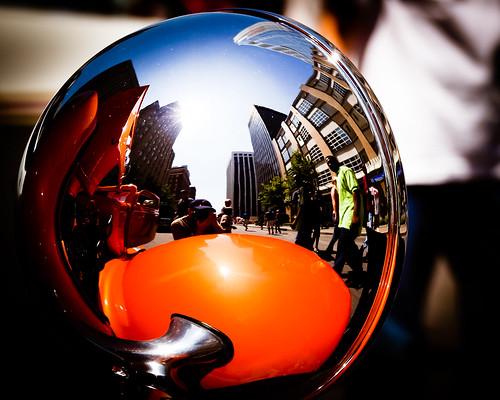 orange reflections © chrome tgif raleighnc sigma1850mmf28 garyburke olympuse620 raleighcarshow enjoytheweekendeveryonehappyshooting