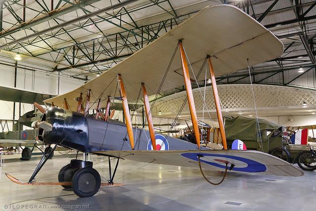 Avro 504K / E449.