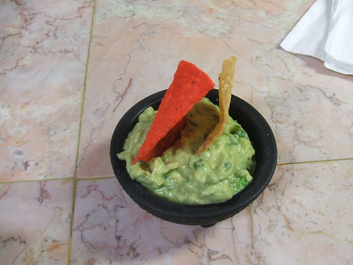 Guacamole and chips | by jumbledpile