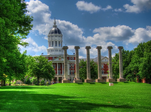 The Columns at the University of Missouri | by Don J Schulte