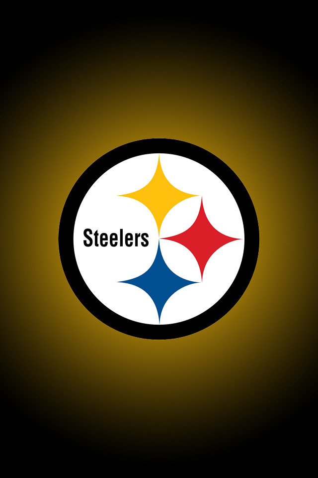Pittsburgh Steelers iPhone 4 Background