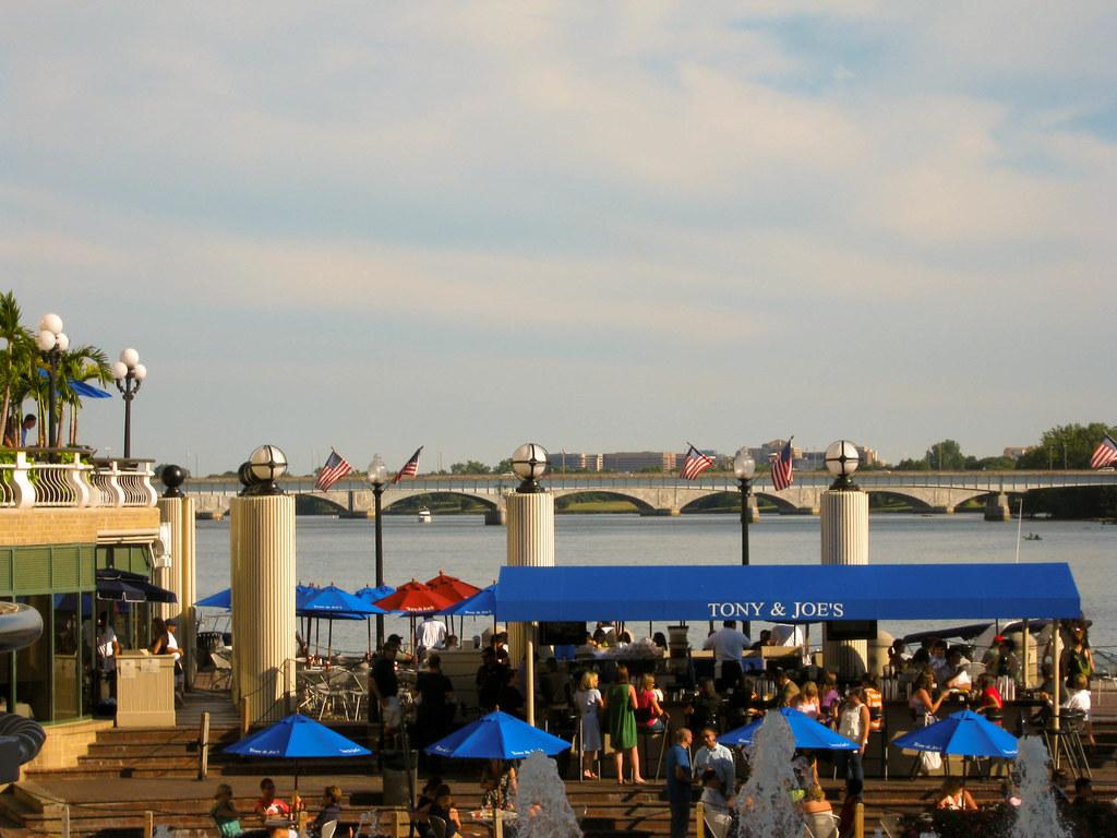 Tony And Joe S >> Tony Joes Dc Waterfront Tony Joes Dc Waterfront Flickr