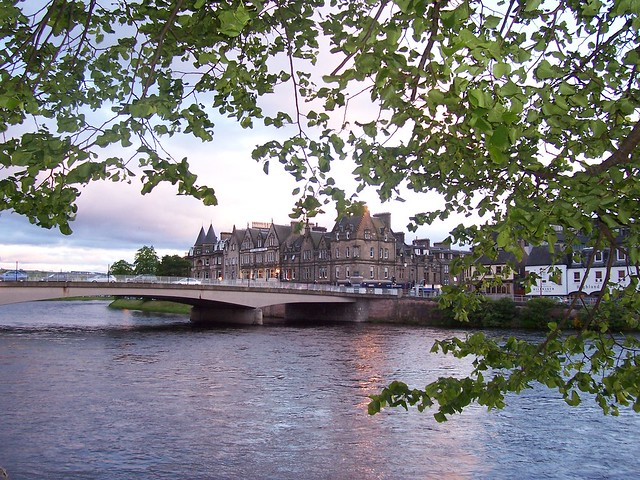 Columba Hotel, 7 Ness Walk, Inverness IV3 5NF