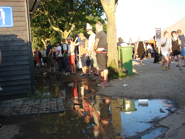 The Big River of Piss, Roskilde 2010