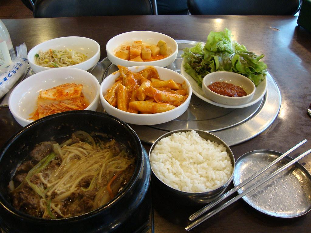 Korean food: Bulgogi | I do love bulgogi! This restaurant ...