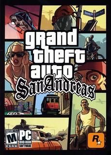 俠盜獵車手:聖安地烈斯 GTA:SA Grand Theft Auto: San Andreas   by 天痕