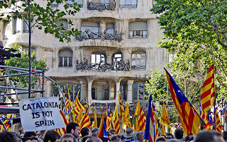Catalonia is not Spain | by SBA73