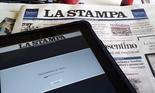La stampa su iPad | by viskas