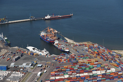 containers-muuga   by Port of Tallinn