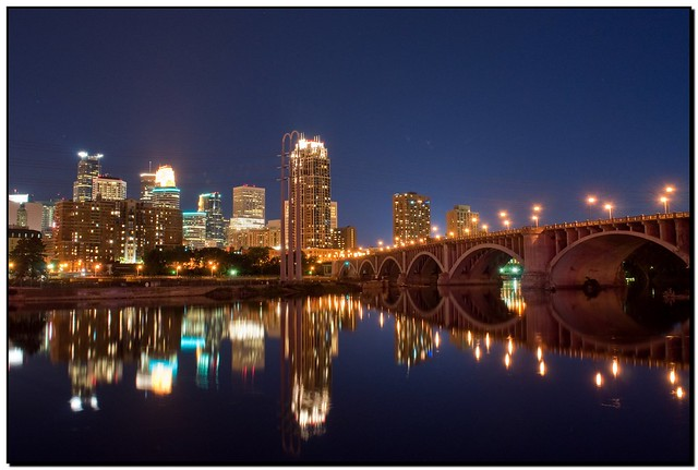 Central Ave, Downtown - Minneapolis