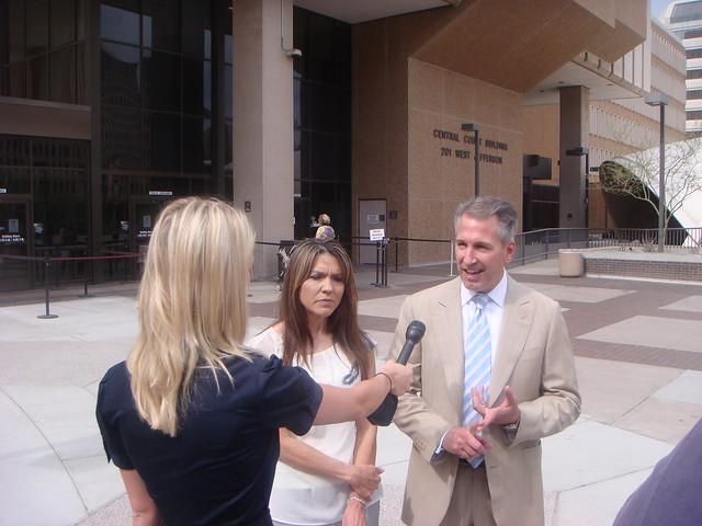 Arizona Criminal Attorney David Cantor Lisa Randall Dismissal 6