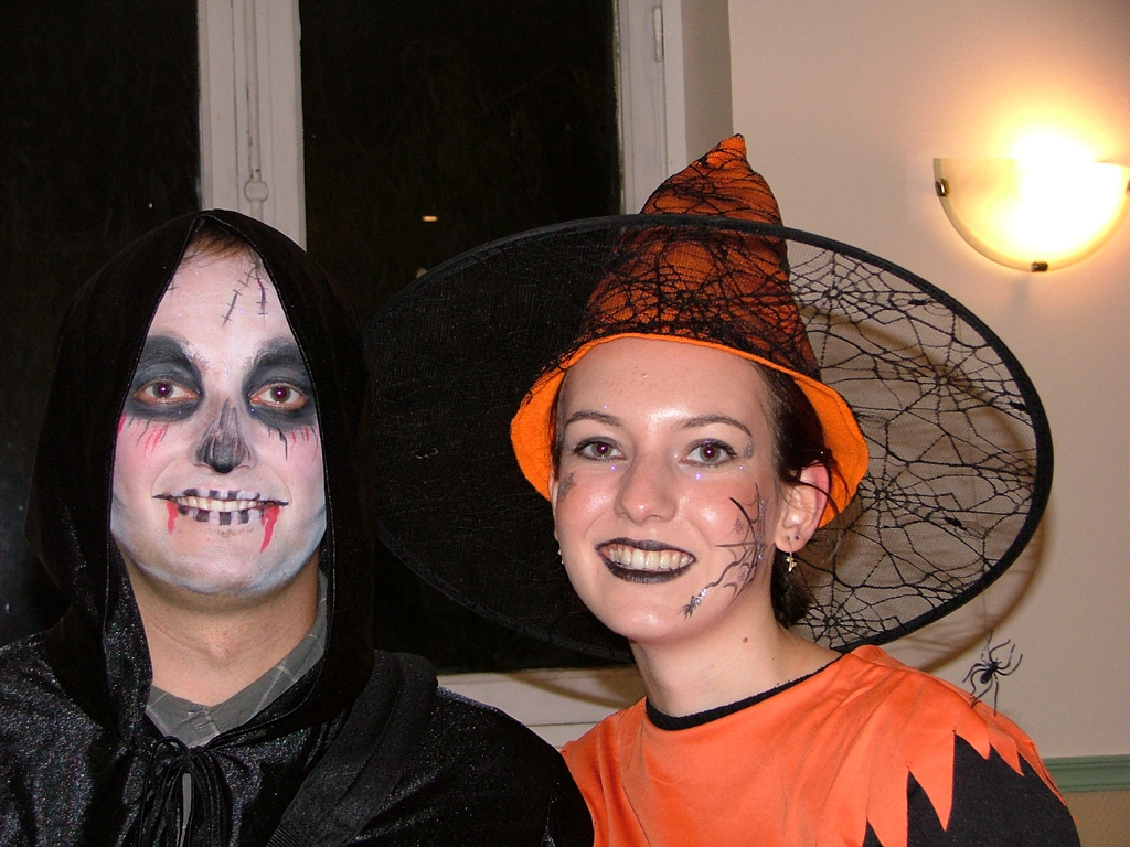 Maquillage Artistique Halloween.Maquillage Artistique Halloween Soiree Privee Pour Le 31 O Flickr