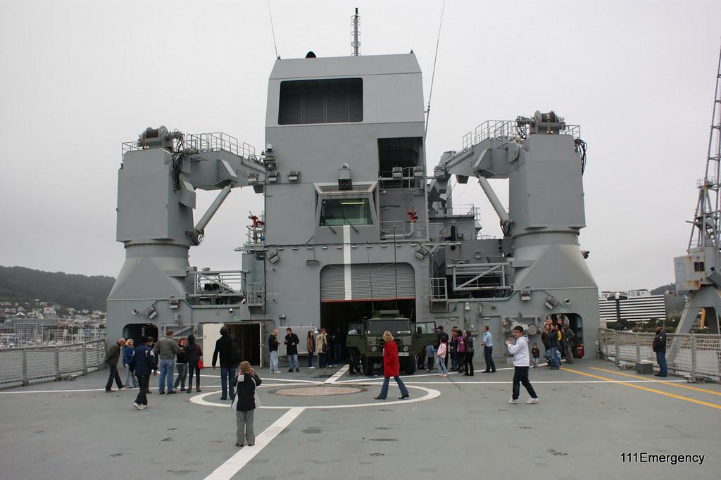 HMNZS Canterbury