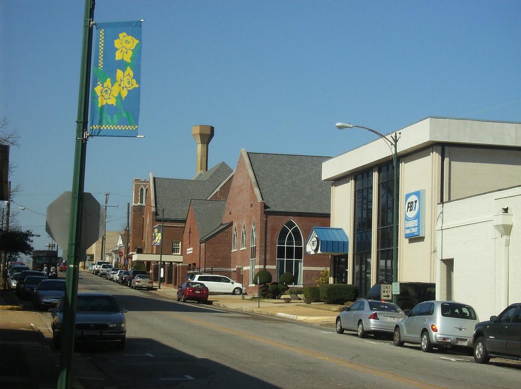 Camden, Arkansas