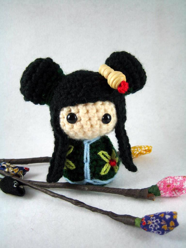 327 Best ♡ Japanese Chinese Crochet Dolls ♡ images   Crochet ...   1024x768