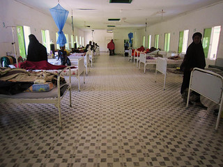 2b. Women's ward, Hargeisa Hospital   by Breaking the Cycle