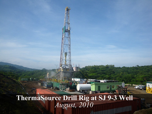 Rig 104 thermasource, ThermaSource Rig at SJ9 3 Well | by Ram Power Photo Gallery