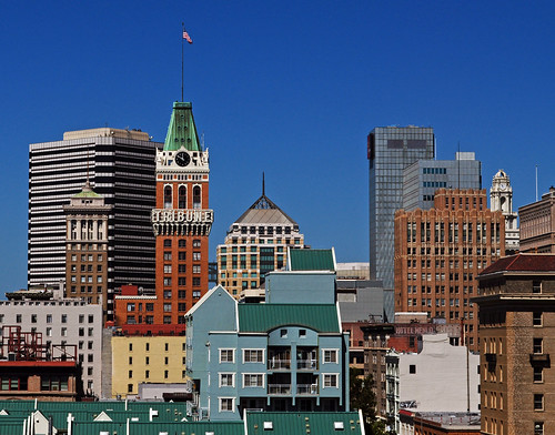 Oakland, California, August, 2010