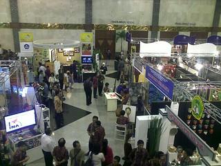 AhadPOS - shown on PPKI Expo June 2010 @ JCC, Jakarta | by hsufehmi