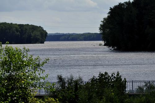 summer usa water america river mississippi nikon midwest iowa mississippiriver camanche d90 msriver camancheiowa nikond90