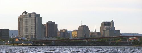 New New Haven Skyline | by versageek