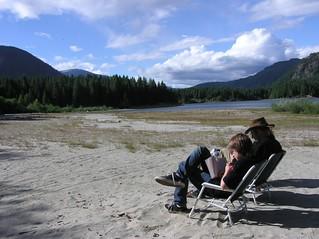 Vancouver Island camping | by dierken