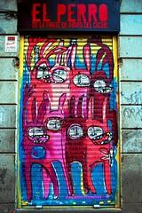 el perro de la parte de atrás del coche. nikitarodriguez calle de la Puebla 29191