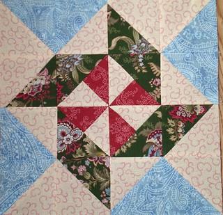 Pinwheel Crazies 2010 Block 2 minus pinwheel border 003
