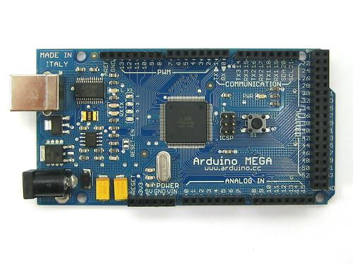 Arduino Mega   by dam