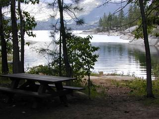 Florence Lake Picnic